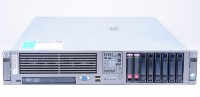 HP ProLiant DL380 G5 2x Xeon E5410 QC 2.33 GHz, 8 GB RAM, 2x 146 GB SAS 10k