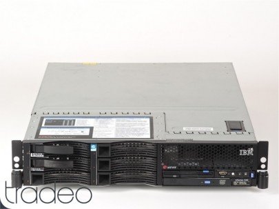 IBM xSeries 346 Server 1x Xeon  3.0 GHz, 4 GB, 146 GB