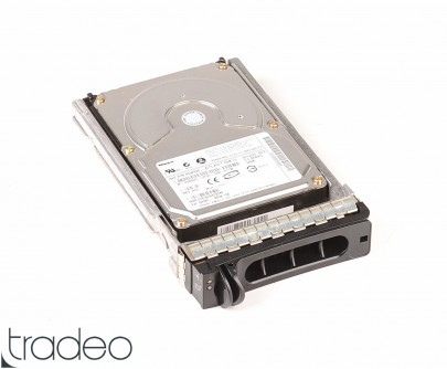 "Dell 36 GB U320 SCSI 10K 3.5"" Hot Swap Festplatte 05W925"