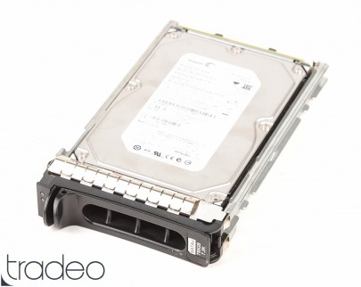 "Dell 750 GB 7.2k Hot Swap Festplatte 3.5"" SATA für PowerEdge Server 0JW551 / 0G631F"
