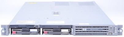 HP ProLiant DL360 G4 Server 2x 3.6 GHz (64 bit, 1MB L2), 2 GB RAM, 72 GB 10k