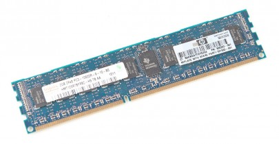 HP DDR3 RAM 2 GB PC3-10600R ECC CL9 500202-061