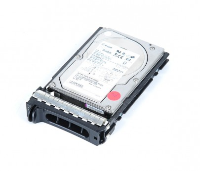 "Dell 146 GB U320 SCSI 3.5"" Hot Swap Festplatte 10K 0F3659 / F3659"