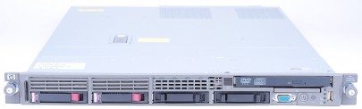 HP ProLiant DL360 G5 2x Xeon E5345 QC 2.33 GHz, 8 GB RAM, 2x 146 GB SAS 10k