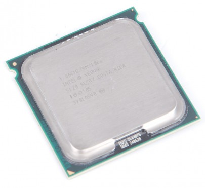 INTEL XEON 5120 SL9RY Dual Core CPU 1.86 GHz / 4 MB L2 / Socket 771 / 1066 MHz FSB