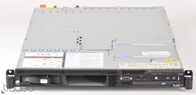 IBM System x3550 Server 1x Xeon E5405 QC 2.0 GHz, 8 GB RAM, 146 GB SAS