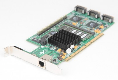 ARECA ARC-1130ML RAID Controller / multi-lane 12-port intern / SATA II / PCI-X