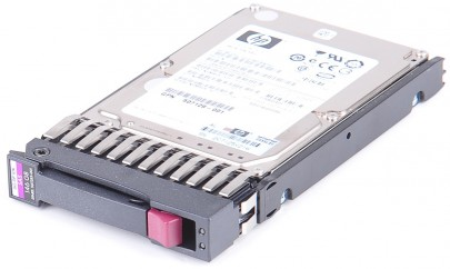 "HP 146 GB 10K SAS Dual Port 6G 2.5"" Hot Swap Festplatte 507283-001"