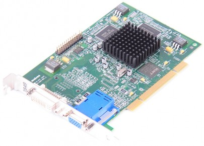IBM pSeries 00P5758 Power Graphics GTX135P DVI VGA PCI Grafikkarte