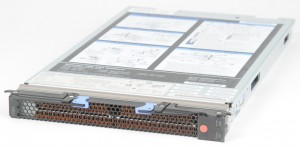 IBM Blade Server HS21 8853-L3U, SAS, PC2-5300F, Socket 771 Intel Xeon