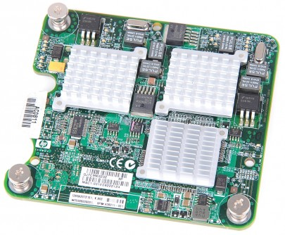HP NC325M PCI-E Quad Port Gigabit Server Adapter für BladeServer 436011-001 / 416583-001
