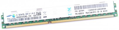 IBM DDR3 RAM Modul 8 GB PC3L-10600R /PC3-10600R ECC CL9 46C0580
