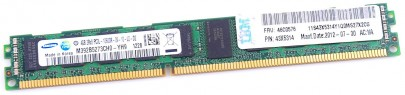 IBM DDR3 RAM Modul 4 GB PC3L-10600R /PC3-10600R ECC CL9 46C0576