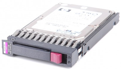 "HP 300 GB 10K SAS Hot Swap Festplatte 2.5"" 637992-001 6G Dual Port"