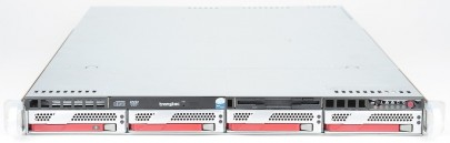 "Supermicro 19"" Server SYS-6015P-8RB 2x Intel Xeon 5140 Dual Core 2.33 GHz / 8 GB RAM / 2x 73 GB SCSI"