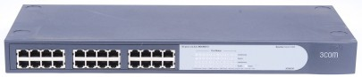 3Com Baseline Switch 2024 3C16471B 24 Port 10/100 Mbit/s