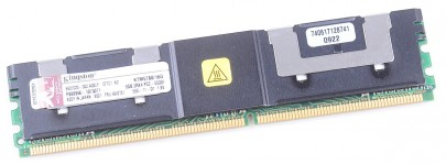 Kingston RAM Modul PC2-5300F 8 GB 2Rx4 DDR2 FB-DIMM ECC