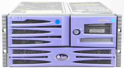 SUN Fire V490 Server 4x 1.05 GHz UltraSPARC IV, 16 GB RAM, 144 GB