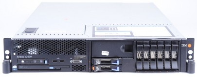 IBM System x3650 Server 1x Xeon E5405 Quad Core 2.0 GHz, 8 GB RAM, 292 GB SAS