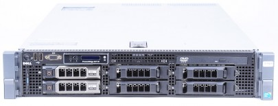 DELL PowerEdge R710 1x Xeon E5506 Quad Core 2.13 GHz, 32 GB RAM, 2x 73 GB SAS