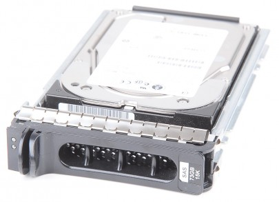"Dell 73 GB 3.5"" 15K SAS Hot Swap Festplatte 0RW548 / RW548"