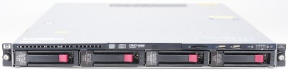 HP ProLiant DL320 G6 Server Xeon E5504 Quad Core 2.0 GHz, 16 GB RAM, 4x 500 GB SATA