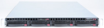 "Supermicro 19"" Server SYS-6015TC-TB 4x Intel Xeon 5130 Dual Core 2.0 GHz / 12 GB RAM / 4x 250 GB SATA / dual system"