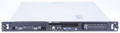 Dell PowerEdge R200 Server Intel Celeron D430 1.8 GHz / 4 GB RAM / SATA