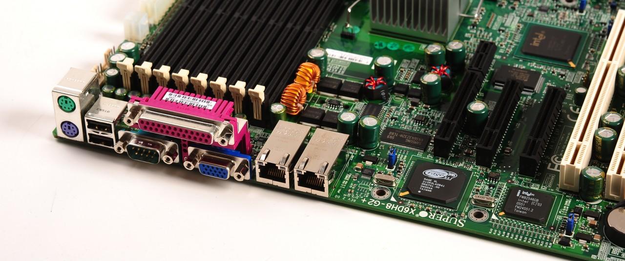 Supermicro X6DH8 MBD-X6DH8-G2+ Dual 604 Serverboard