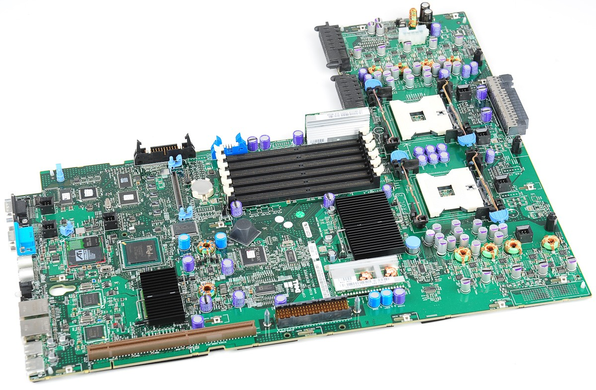 Dell Server System Board / Mainboard PowerEdge 2850 II 0XC320 / XC320
