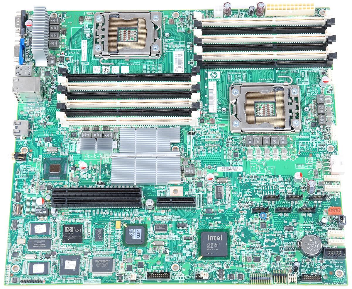 Hp System Board    Mainboard Proliant Se1220 Se1120 G7