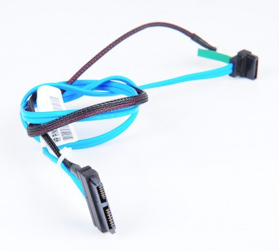 HP SATA Split Cable Straight  484355-001