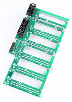 HP Netzteil-Backplane / Power Distribution Board - Proliant DL785 G5 / G6 - 491199-001 / AH233-60008
