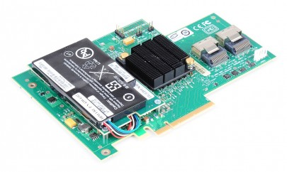 IBM ServeRAID MR10i Internal RAID Controller 3G SAS / SATA - BBU, PCI-E - 43W4297 / 43W4342