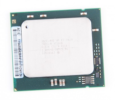 Intel Xeon E7-2820 / SLC3R 8-Core CPU 2.0 GHz / 18 MB L3 Cache /  5.86 GT/s / Socket 1567