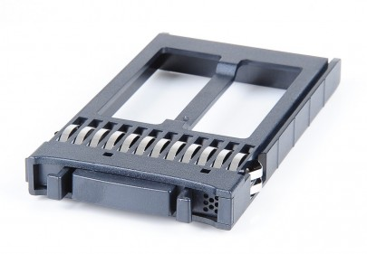 "HP 2.5"" SAS / SATA HDD Blindblende / Blank Filler Caddy - ProLiant G5, G6, G7 - 376384-001"