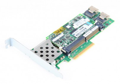 HP Smart Array P410 RAID Controller 6G SAS / 3G SATA - 512 MB FBWC Cache, PCI-E - 462919-001