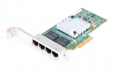 IBM i340-T4 Quad Port Gigabit Server Adapter / Netzwerkkarte PCI-E - 49Y4242