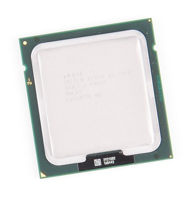 Intel Xeon E5-2440 Six Core CPU 4x 2.4 GHz, 7.2 GT/s, 15 MB Cache, Socket 1356 - SR0LK