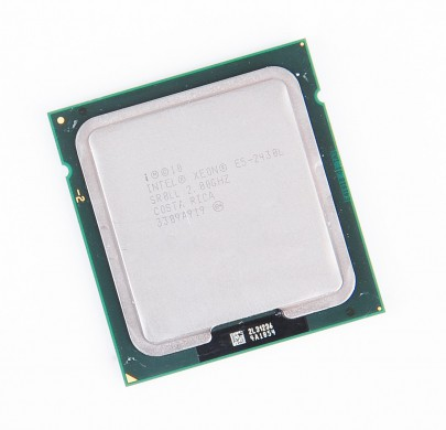 Intel Xeon E5-2430L Six Core CPU 6x 2.0 GHz, 7.2 GT/s, 15 MB L3 Cache, Socket 1356 - SR0LL