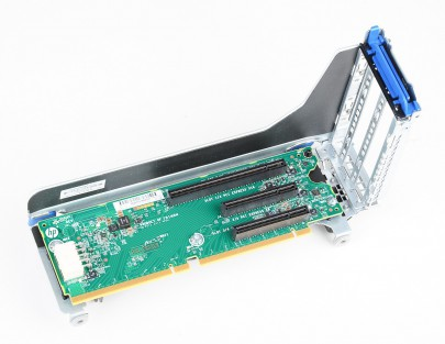 HP Expansion Slot Riser Board / Card, 3x PCI-E - Proliant DL380p G8 / Gen8 - 676406-001