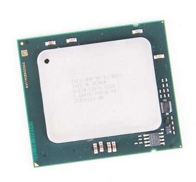 Intel Xeon E7-8837 8-Core CPU 2.4 GHz, 4.8 GT/s, 24 MB L3 Cache, Socket 1567 - SLC3N