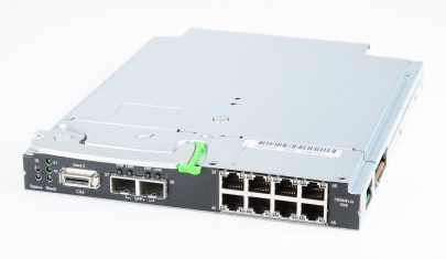 Fujitsu SWITCH/IBP 36/8+2 1 Gbit/s / GbE Blade Switch - Primergy BX400 S1, BX900 S1 - S26361-K1304-V101