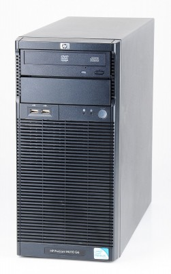 HP ProLiant ML Workstations