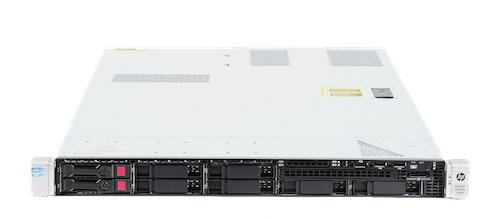 HP ProLiant DL360e Gen8 Server