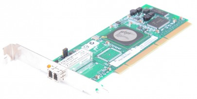 Qlogic Fibre Channel Card QLA2340, PCI-X, 2 Gbit/s