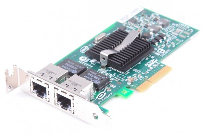 IBM PRO/1000 PT Dual Port Gigabit Server Adapter / Netzwerkkarte PCI-E - 39Y6128 - low profile