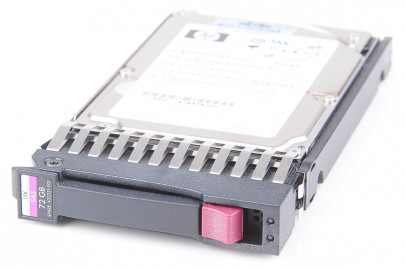 "HP 72 GB 15K SAS 2.5"" Hot Swap Hard Drive - 432321-001"