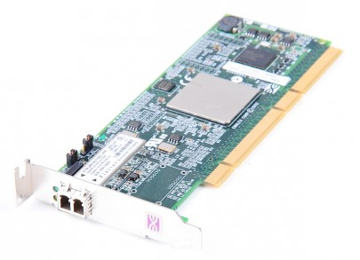 Emulex LP10000-E 2 Gbit/s HBA FC1020055-05A PCI-X - low profile