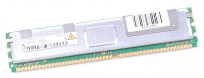 Qimonda 2 GB RAM Modul PC2-5300F FB-DIMM ECC 2Rx4 667